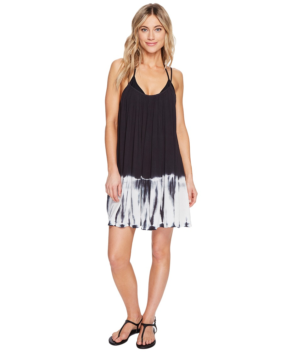 Billabong - Beach Cruise Dress Cover-Up (Black Sands) Women's Swimwear