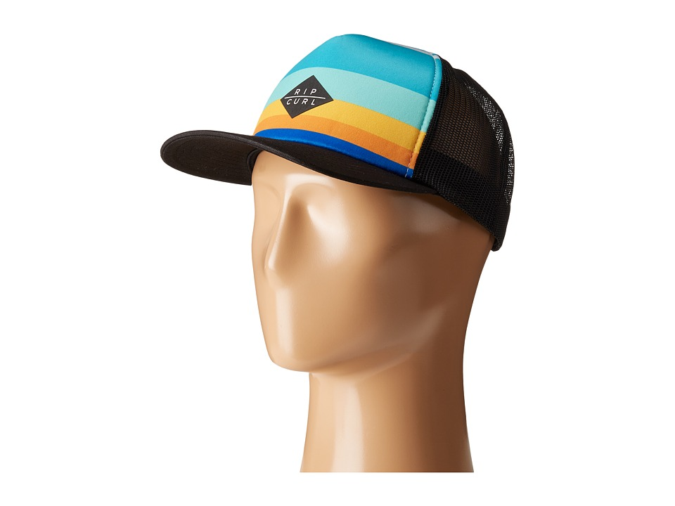 Rip Curl - Wedge Trucker Hat (Mint) Baseball Caps