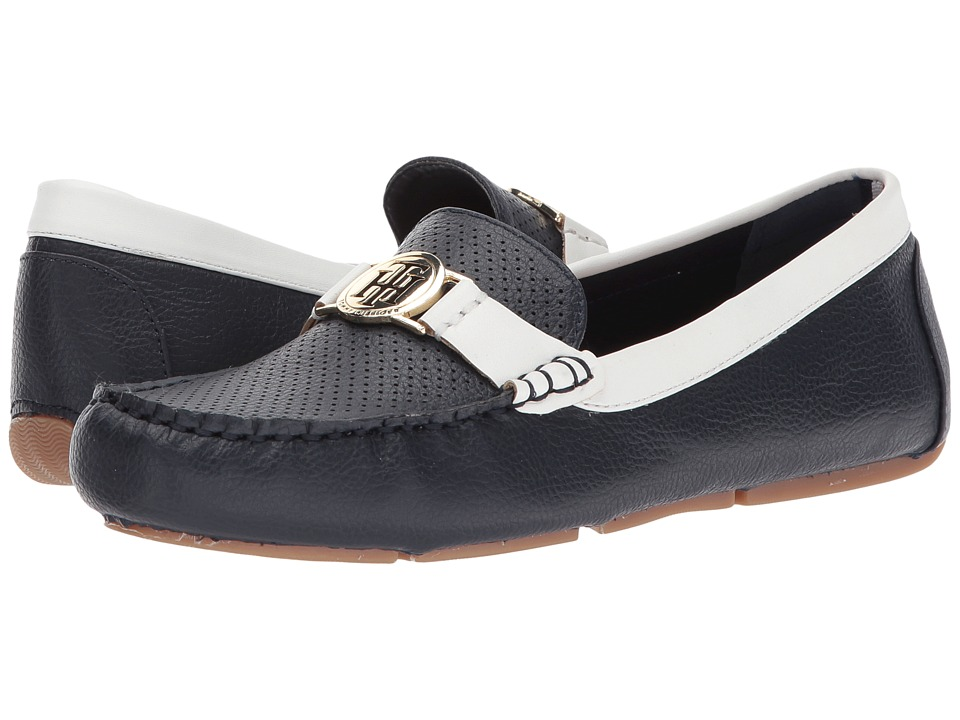 Tommy Hilfiger - Zandra 3 (Navy) Women's Shoes