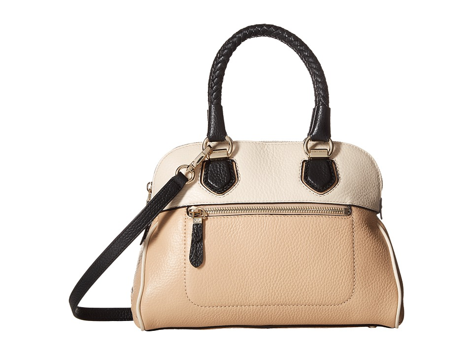 Cole Haan - Tali Small Dome Satchel (Nude Multi) Satchel Handbags