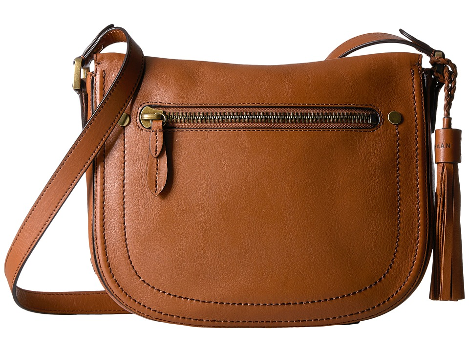 Cole Haan - Saddle Crossbody (Saddle) Cross Body Handbags