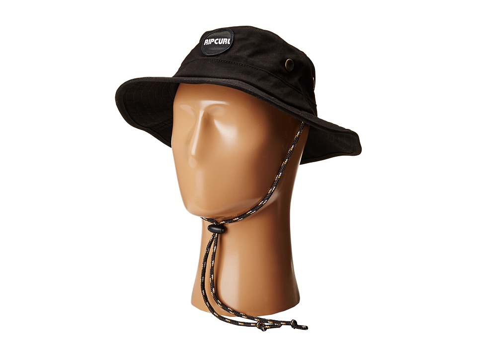 Rip Curl - Endless Quest Hat (Black) Bucket Caps