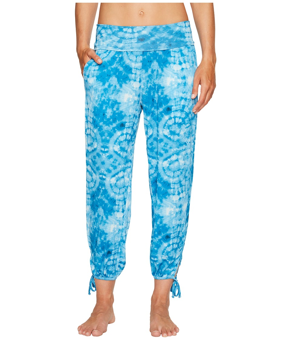 Onzie - Gypsy Pants (Tie-Dye Blue) Women's Casual Pants