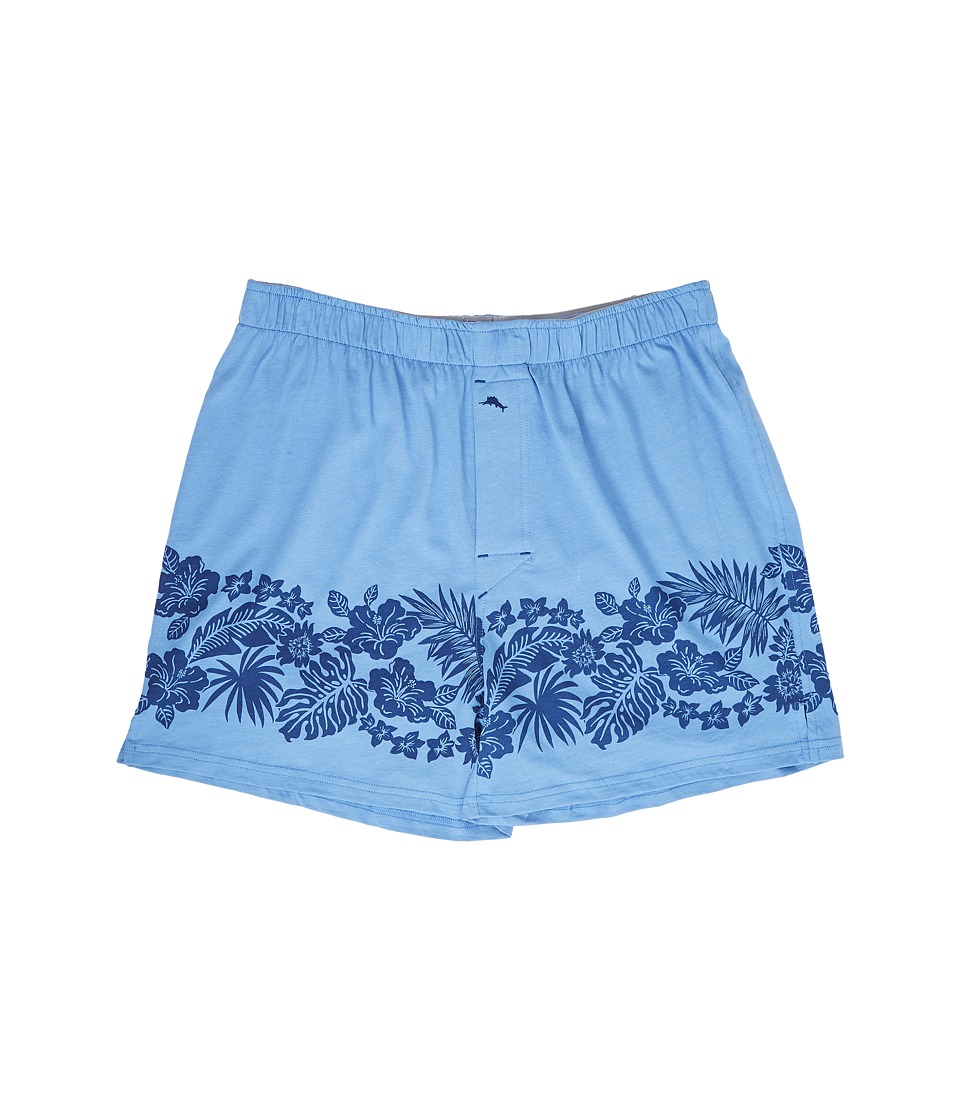 Tommy Bahama - Boxer (Buccaneer Blue) Men's Underwear