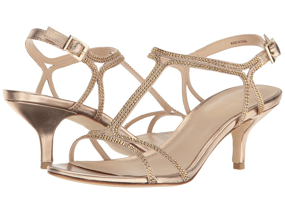 Pelle Moda - Abbie 2 (Platinum Gold) Women's Shoes