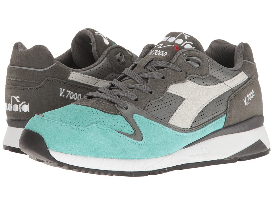 Diadora - V7000 Premium (Storm Gray) Men's Shoes