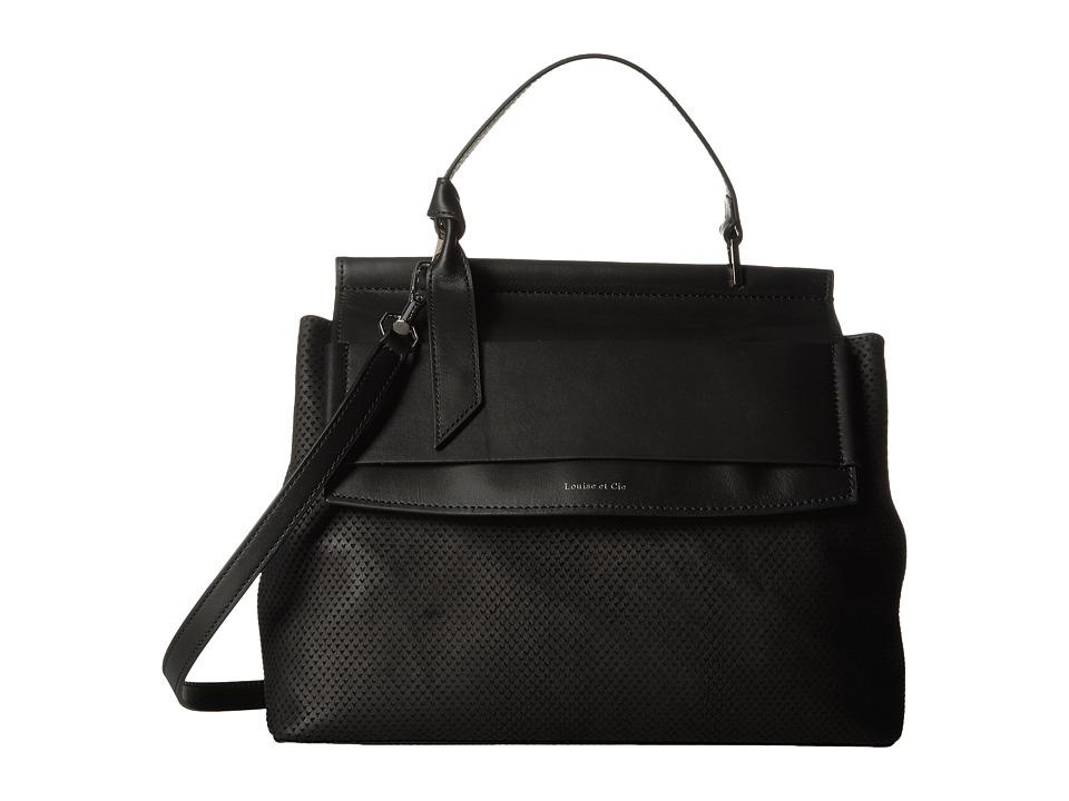 Louise et Cie - Melle Briefcase (Black) Briefcase Bags