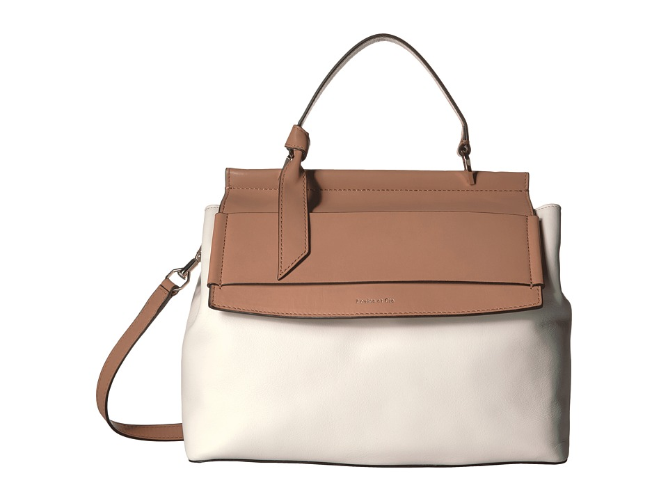 Louise et Cie - Melle Briefcase (True Tan) Briefcase Bags