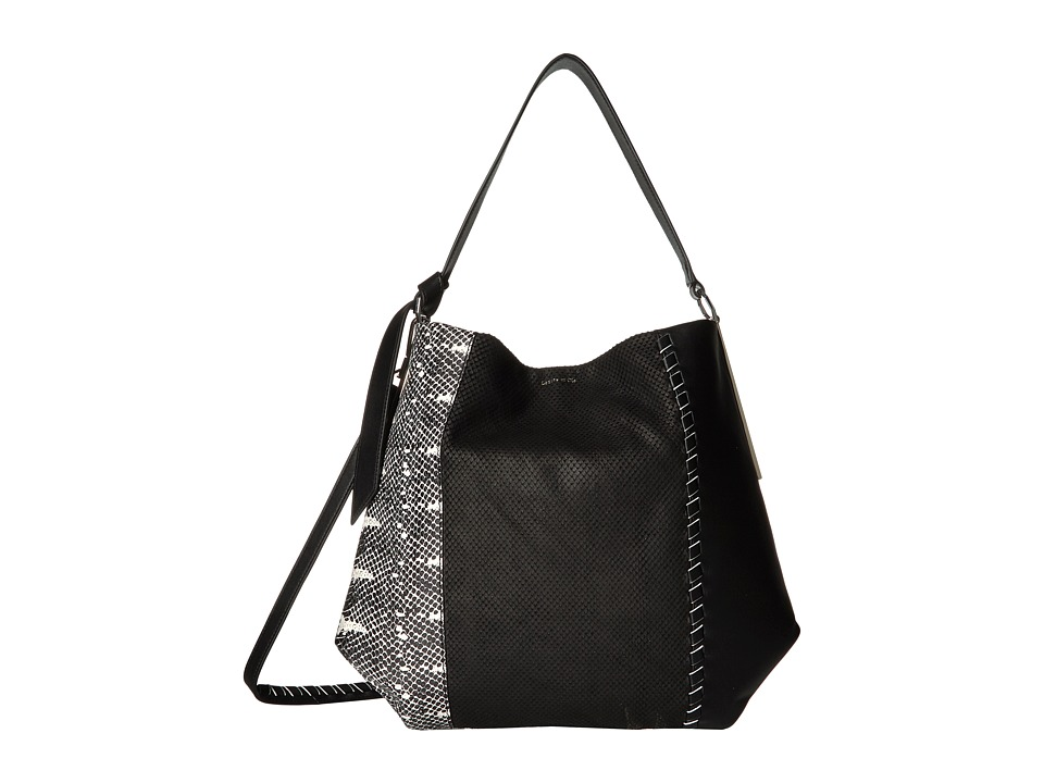 Louise et Cie - Melle Shoulder (Black) Shoulder Handbags