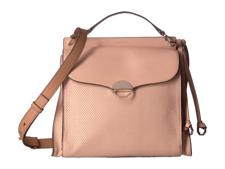 Louise et Cie - Sonye Large Crossbody (Ballet Slipper) Cross Body Handbags