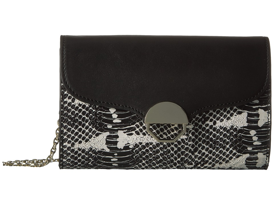 Louise et Cie - Sonye Small Crossbody (Black) Cross Body Handbags