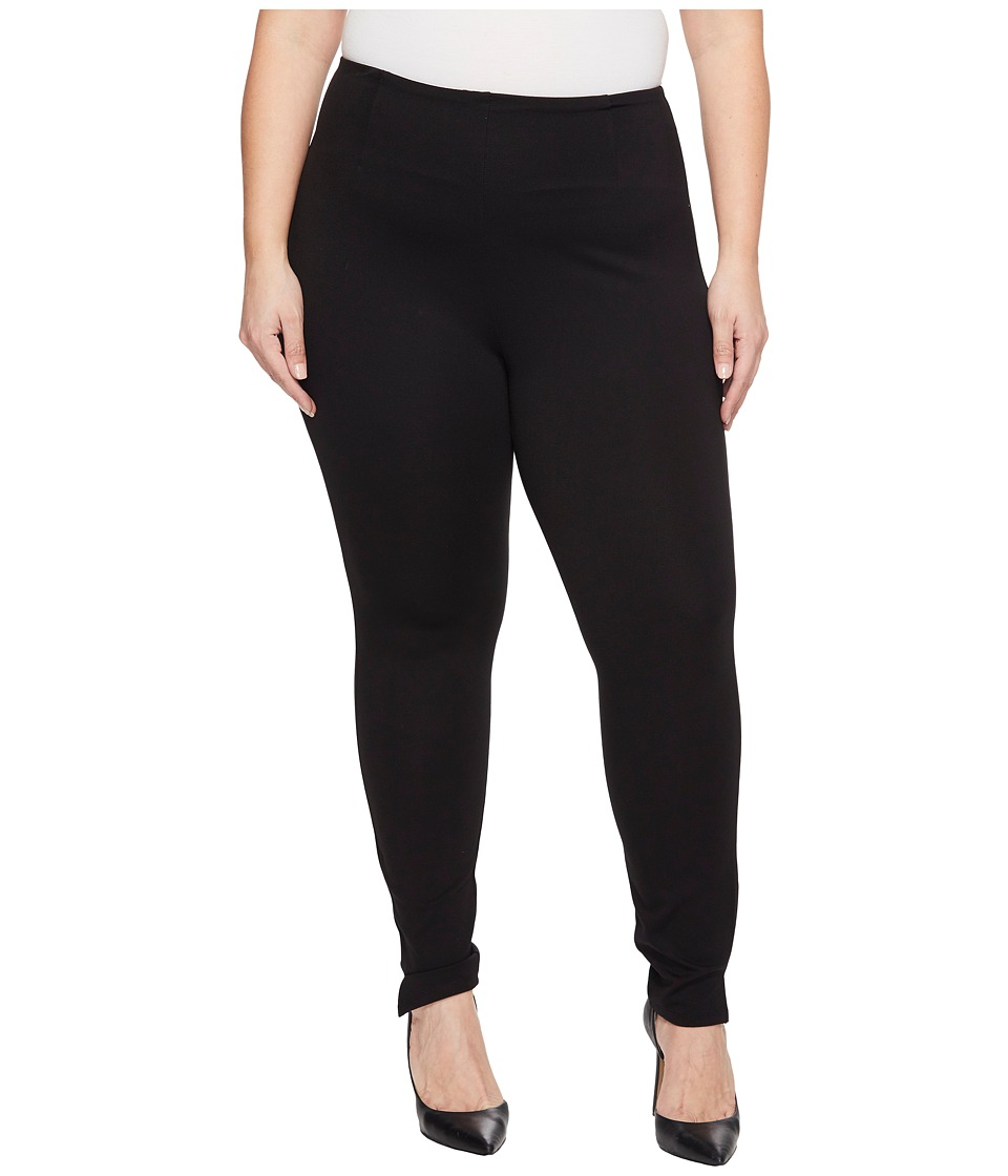 Lysse - Plus Size Audrey Ankle (Black) Women's Casual Pants