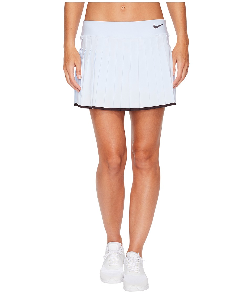 Nike Victory Skirt (Hydrogen Blue/Black) Women