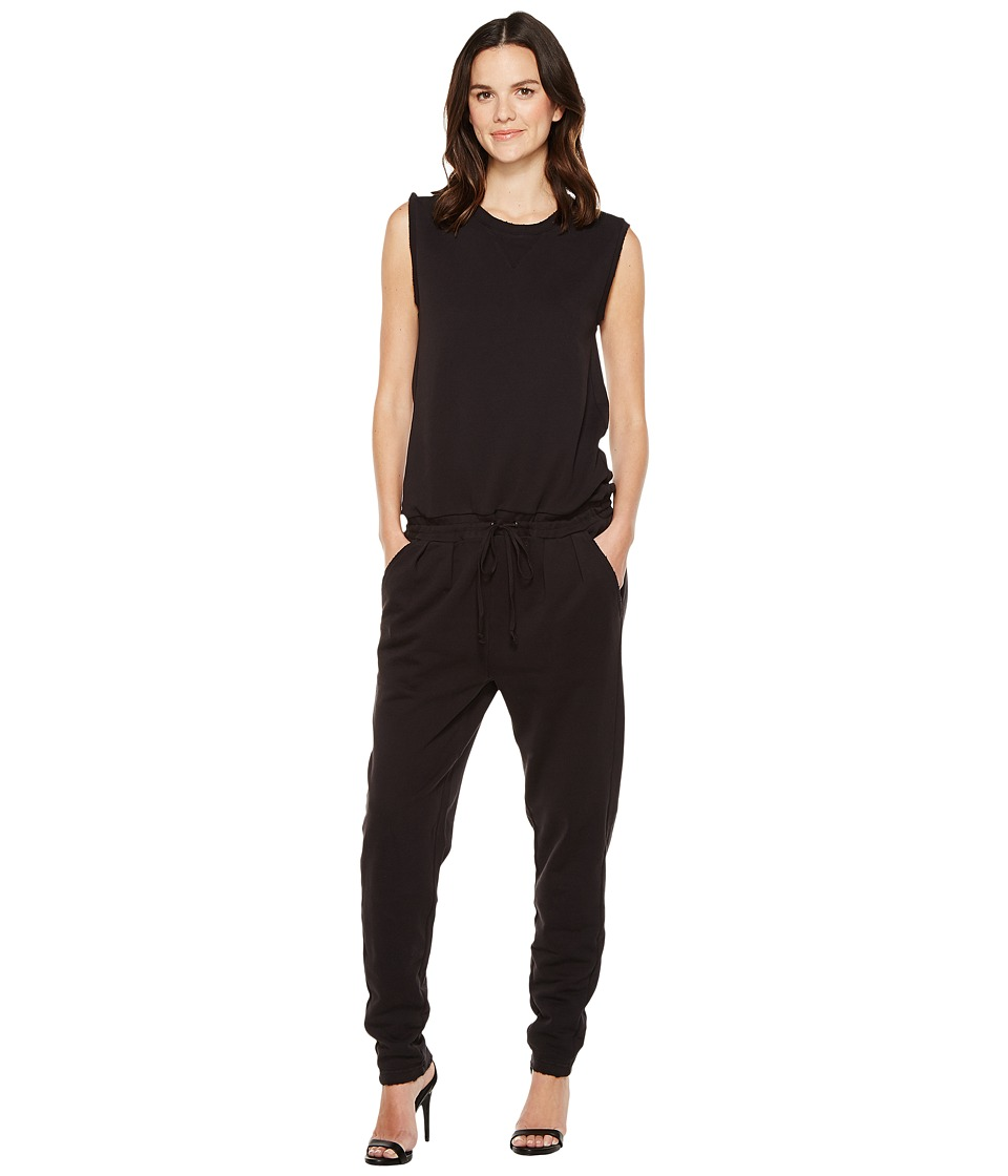 Joe's Jeans - Marnie Jumpsuit (Black) Women's Jumpsuit & Rompers One Piece
