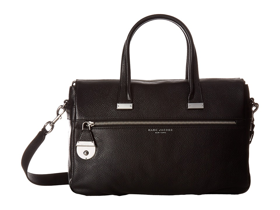 Marc Jacobs - The Standard Medium East/West Tote (Black) Tote Handbags