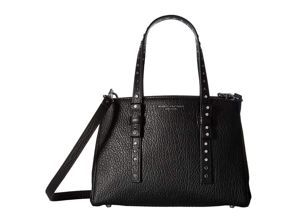 Marc Jacobs - Mini T (Black) Cross Body Handbags