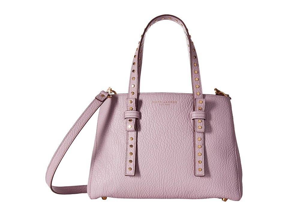 Marc Jacobs - Mini T (Pale Lilac) Cross Body Handbags