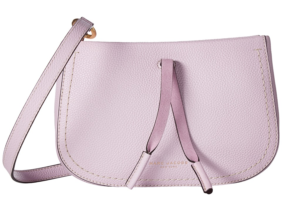 Marc Jacobs - Maverick Crossbody (Pale Lilac) Cross Body Handbags