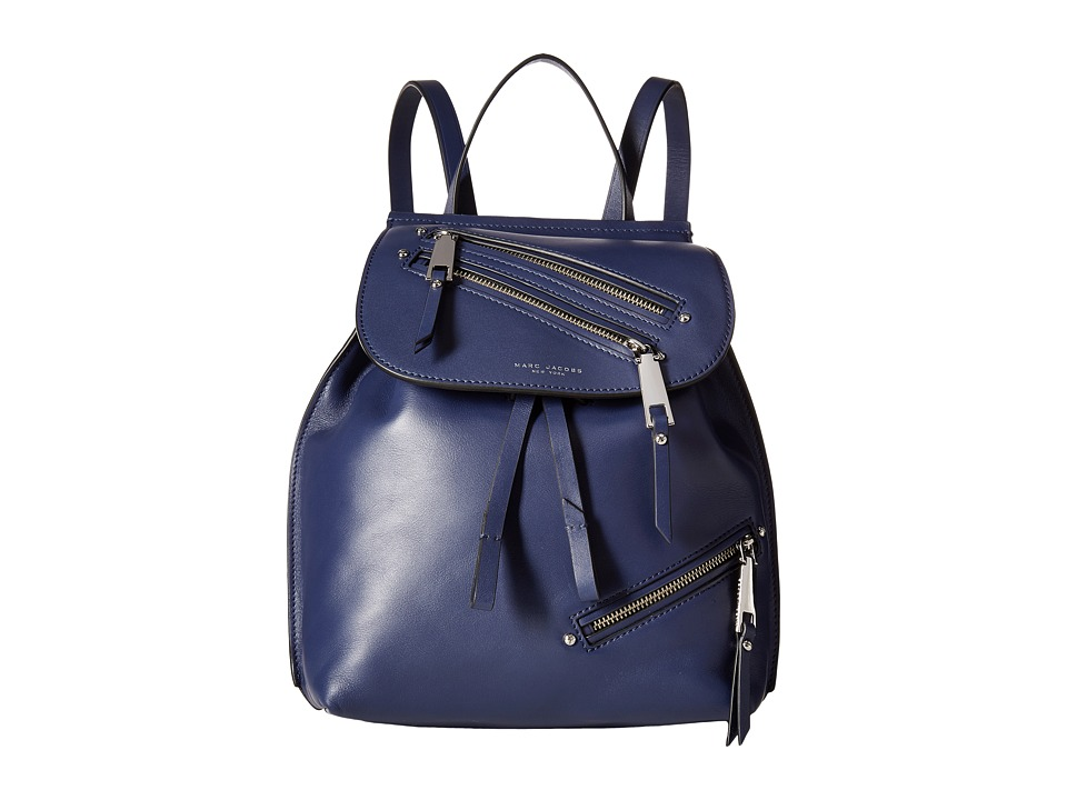 Marc Jacobs - Zip Pack (Midnight Blue) Handbags