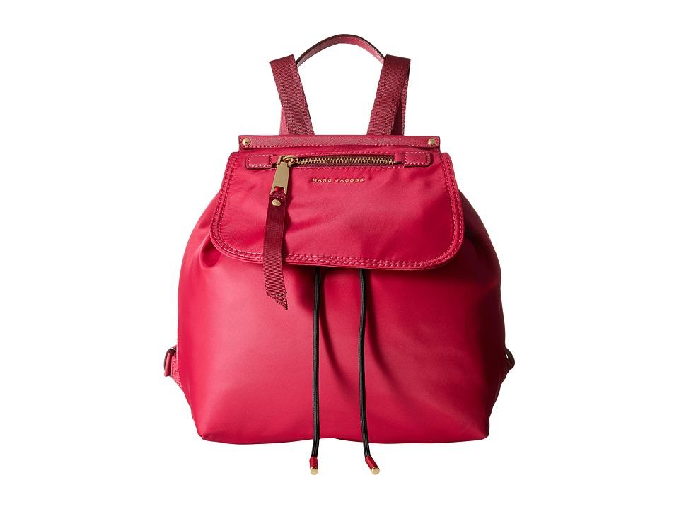 Marc Jacobs - Trooper Backpack (Hibiscus) Backpack Bags