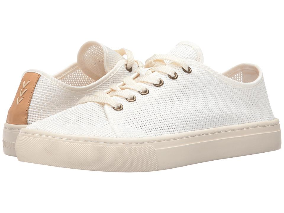 Soludos - Mesh Tennis Sneaker (White) Men's Shoes