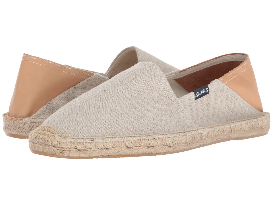 Soludos - Convertible Original (Sand/Beige) Men's Shoes