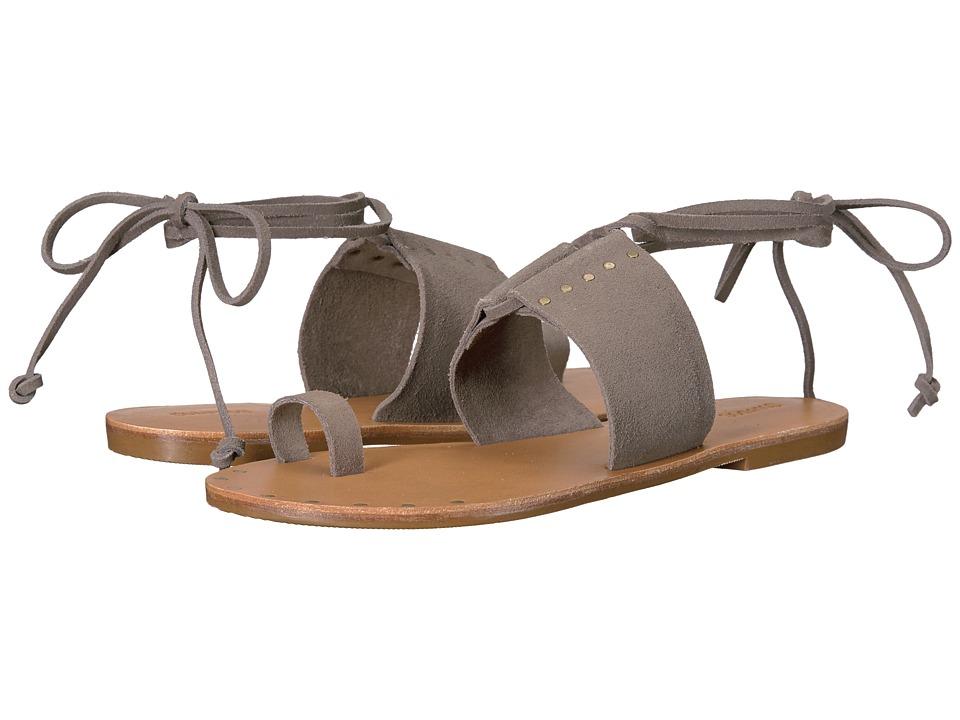 Soludos - Milos Sandal (Dove Gray) Women's Sandals