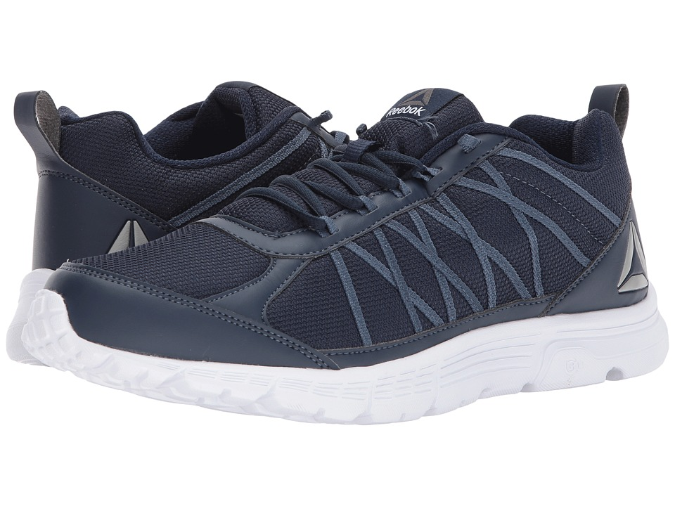 Reebok - Speedlux 2.0 (Collegiate Navy/Smokey Indigo/White) Men's Shoes