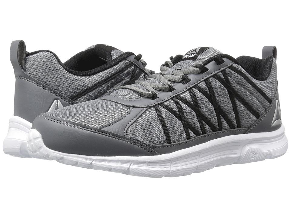 Reebok - Speedlux 2.0 (Alloy/Black/White Silver Metal) Men's Shoes