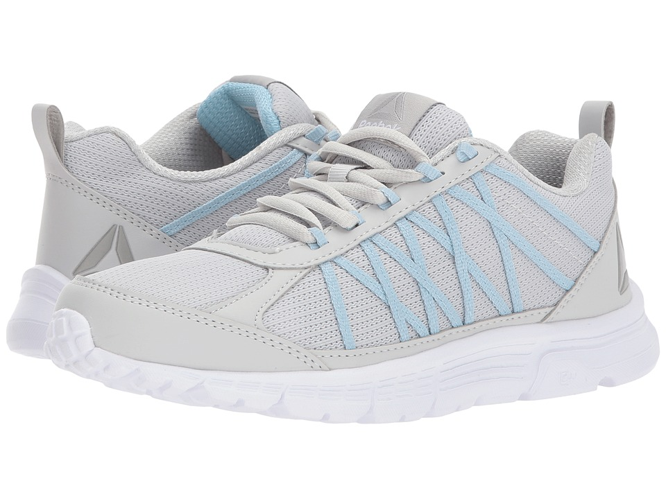 Reebok - Speedlux 2.0 (Skull Grey/Fresh Blue/White) Women's Shoes