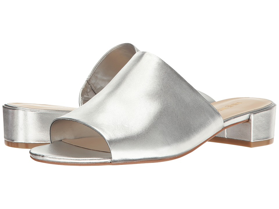 Nine West - Raissa (Silver Metallic) Women's Shoes