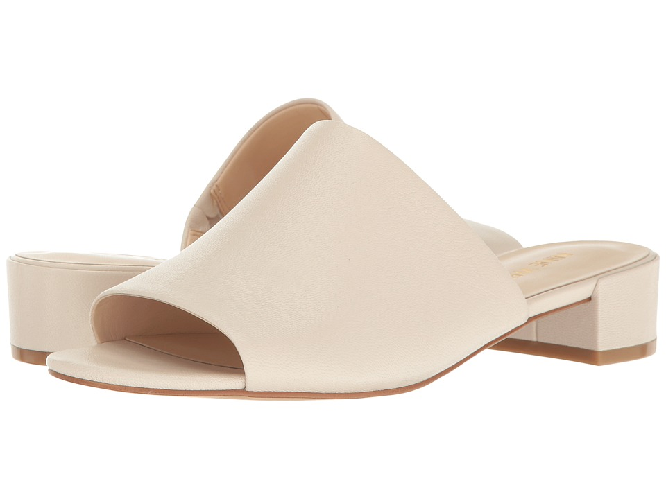 Nine West - Raissa (Off-White Leather) Women's Shoes