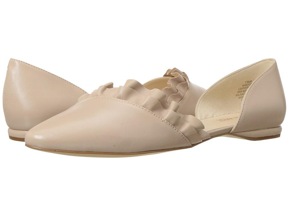 Nine West - Short (Natural Leather) Women's Shoes