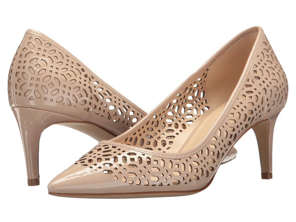 Nine West - Shavar (Natural Synthetic) Women's 1-2 inch heel Shoes