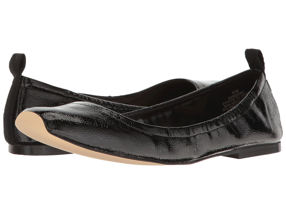 Nine West - Zdeno (Black Synthetic) Women's Shoes