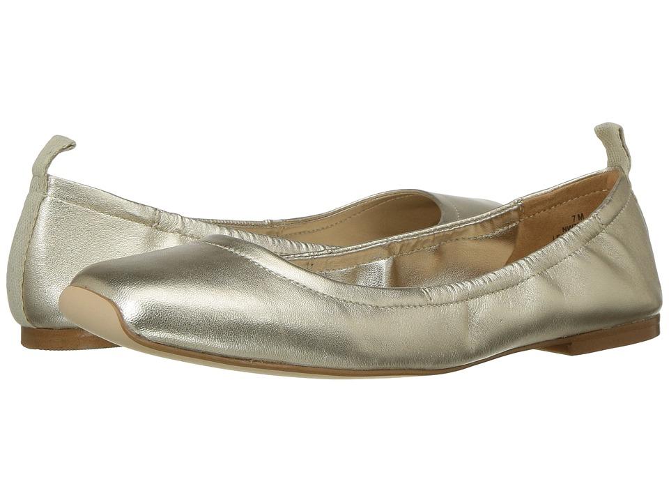 Nine West - Zdeno (Light Gold Metallic) Women's Shoes