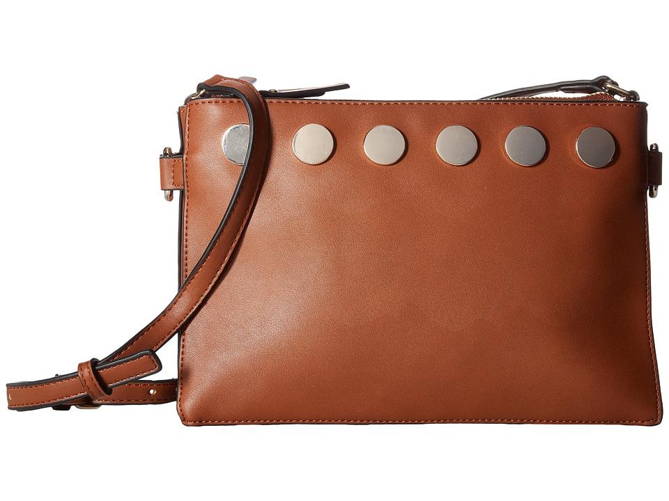 French Connection - Celia Crossbody (Nutmeg) Cross Body Handbags