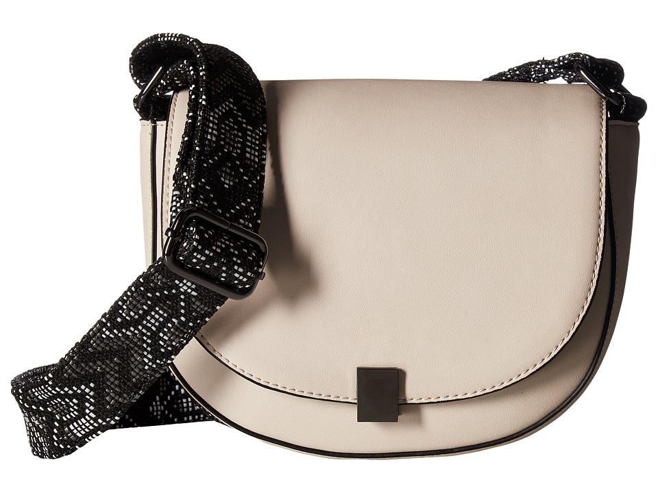 French Connection - Mia Shoulder Bag (Barely Sugar) Shoulder Handbags