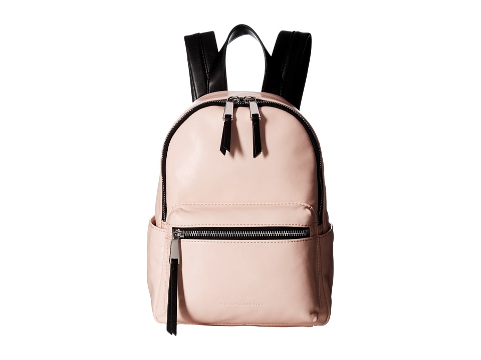 French Connection - Perry Mini Backpack (Pink Opal) Backpack Bags