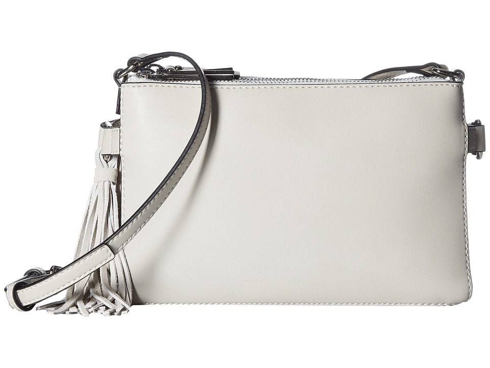 French Connection - Reese Trio Crossbody (Freeway Grey) Cross Body Handbags