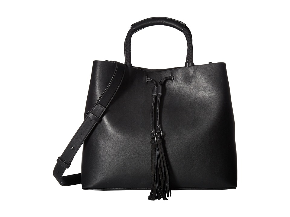 French Connection - Alana Tote (Black) Tote Handbags