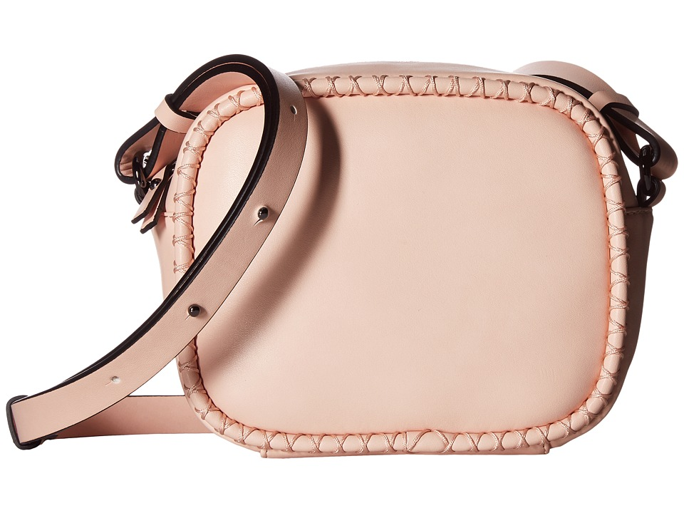 French Connection - Marlee Box Crossbody (Pink Opal) Cross Body Handbags