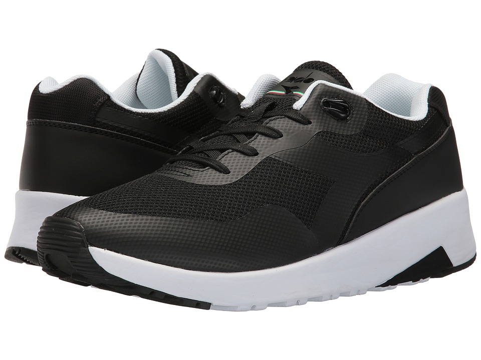 Diadora - Evo Run (Black) Athletic Shoes