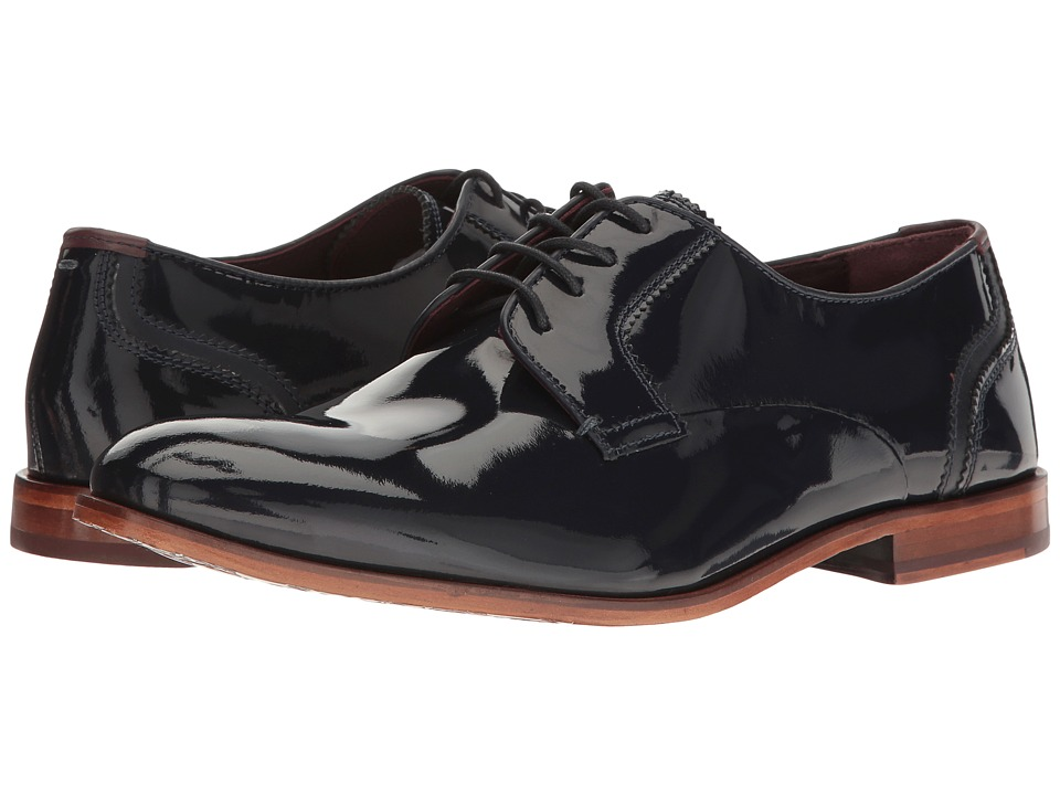 Ted Baker - Iront (Dark Blue Leather) Men's Shoes