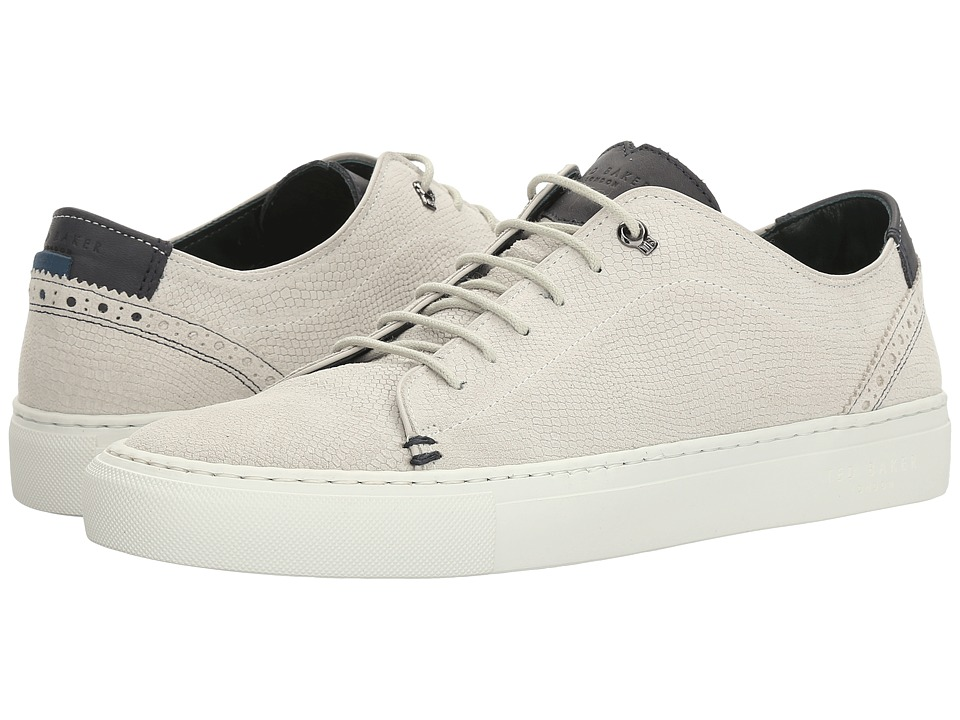 Ted Baker - Kiing (White Leather) Men's Shoes