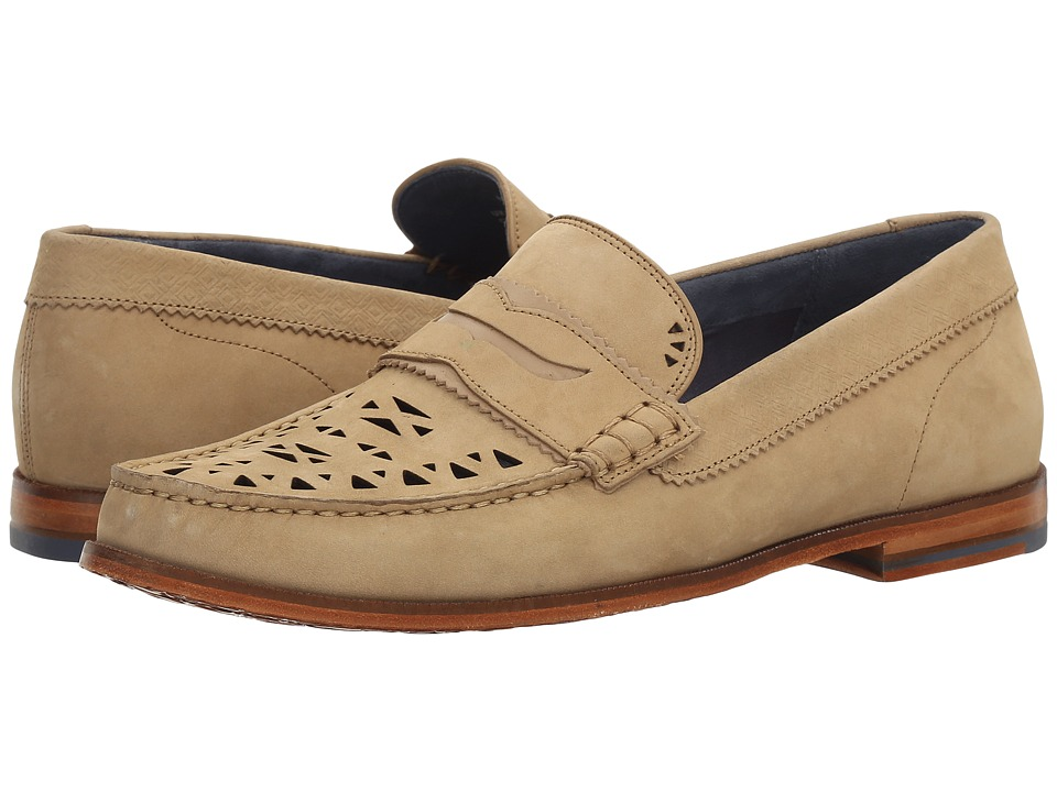 Ted Baker - Miicke 4 (Light Tan) Men's Slip on Shoes