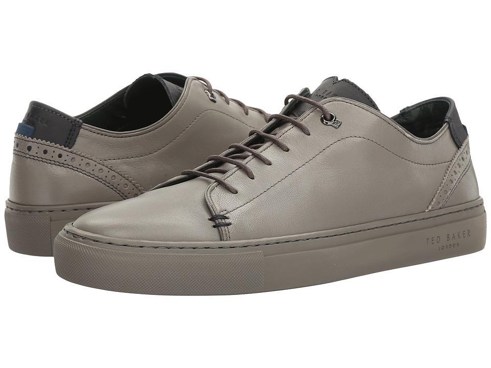 Ted Baker - Prinnc (Dark Grey/Dark Grey) Men's Shoes