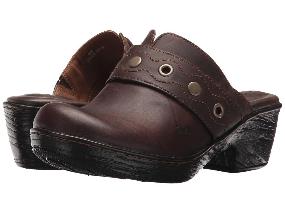 b.o.c. - Telesto (Moro Oiled Full Grain) Women's Shoes