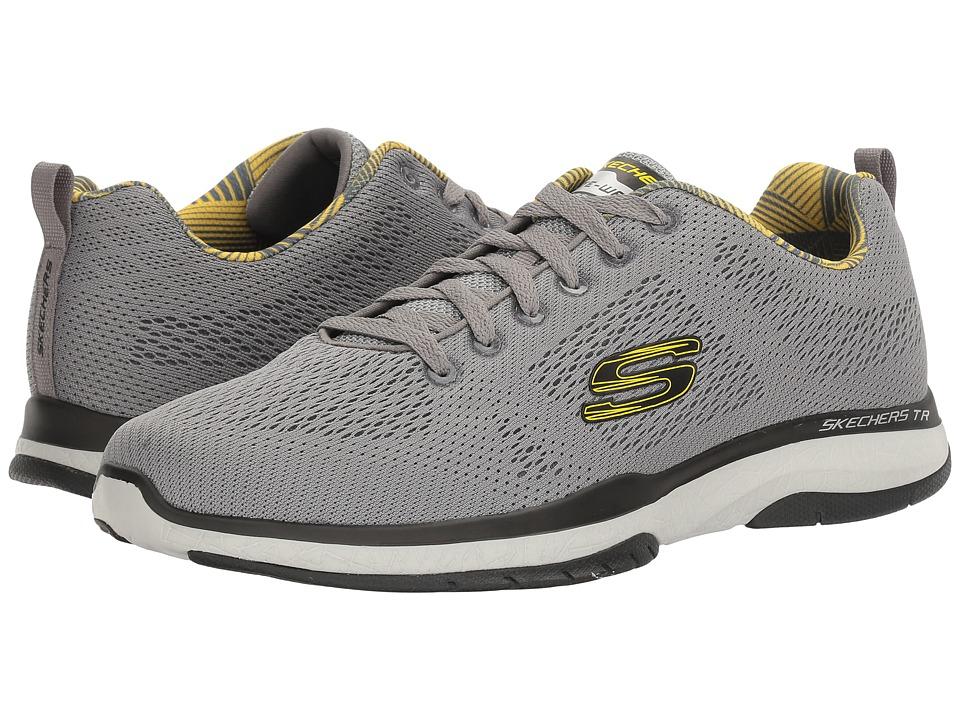 SKECHERS - Burst TR Coram (Black) Men's Shoes