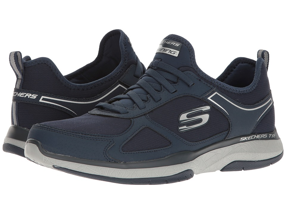 SKECHERS - Burst TR (Navy) Men's Shoes